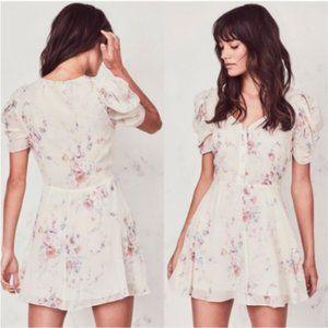 LoveShackFancy Cora Dress in Monticello Sz S